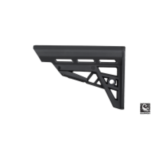 ATI - AR-15 TactLite Six Position Mil-Spec Stock in Destroyer Gray